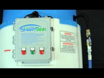EnviCor SmartTank Maintenance and Operation Remote Wand